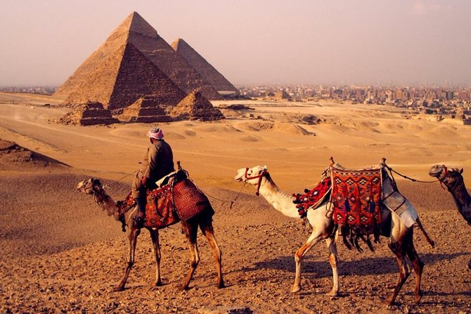 Cairo layover tours to Giza pyramids&sphinx from Cairo airport photo 3
