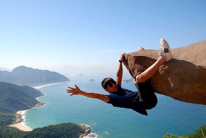 Piedra do Telégrafo from Rio de Janeiro!