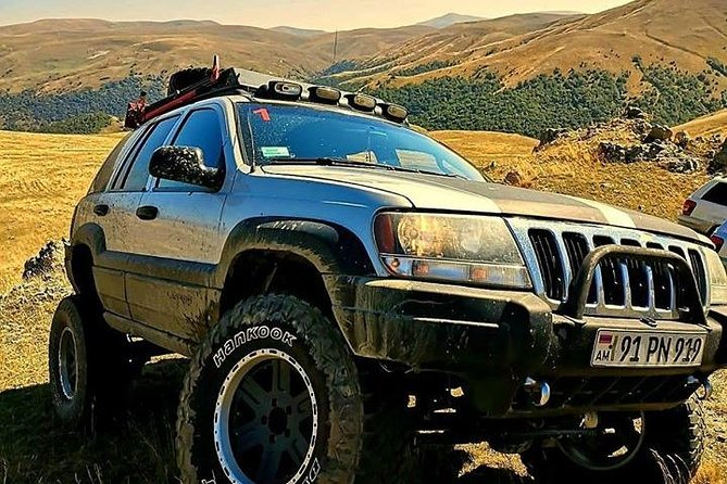 4x4 Jeep Tour in Armenia photo 4