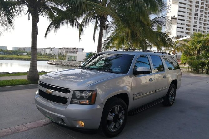 Private Luxury Transportation Airport-Tulum Downtown and Hotel Zone