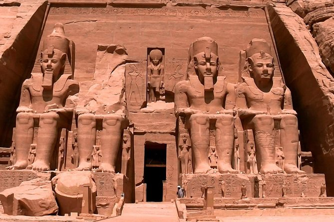 Abu Simbel , Philae Temple, High Dam and Unfinished Obelisk