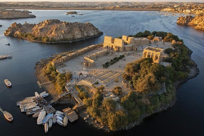 Aswan Tour, Philae Temple, High Dam and Unfinished Obelisk