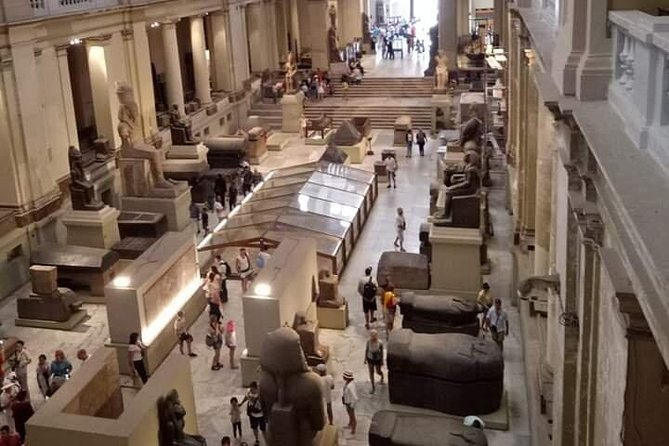 Day Tour Inside The Egyptian Museum And Explore The Mummies Inside