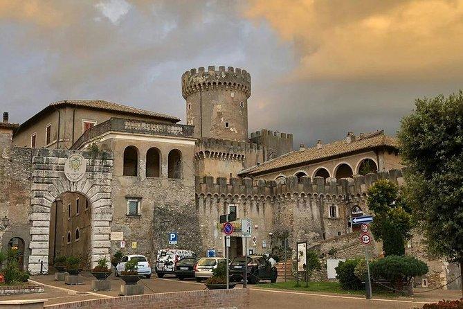 Private Transfer: Civitavecchia Port to Fiano Romano and vice versa