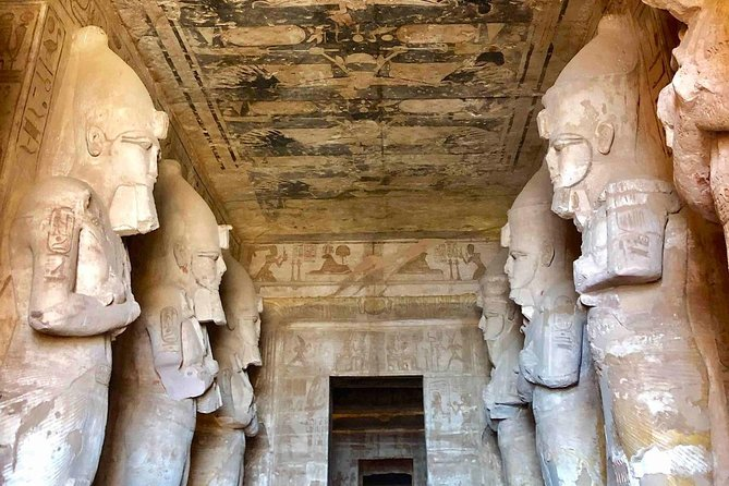 Full day tour to Abu Simbel by car