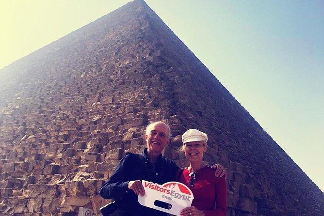 Full-Day Private Giza Pyramids Tour