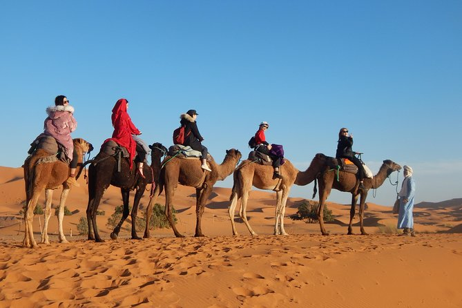 3 Days 2 Nights Private Tour from Marrakech to Fes via Sahara Desert photo 1
