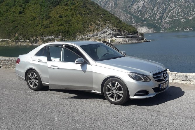 Private Transfer from Tivat airport to Kotor