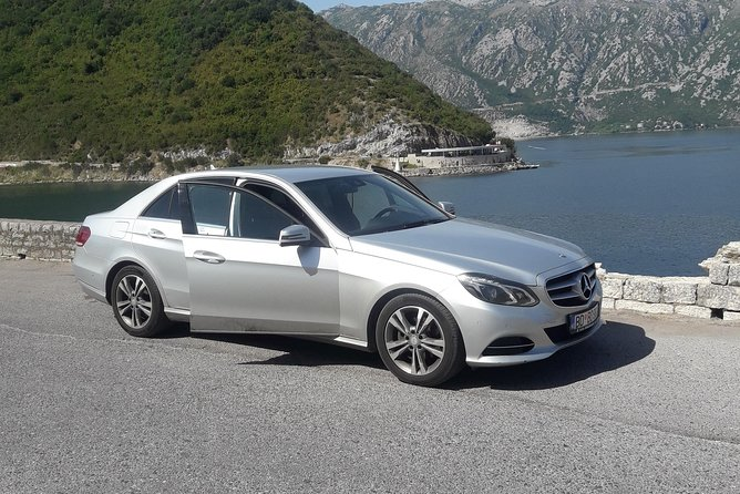 Private Transfer from Lustica bay or Krasici to Tivat airport