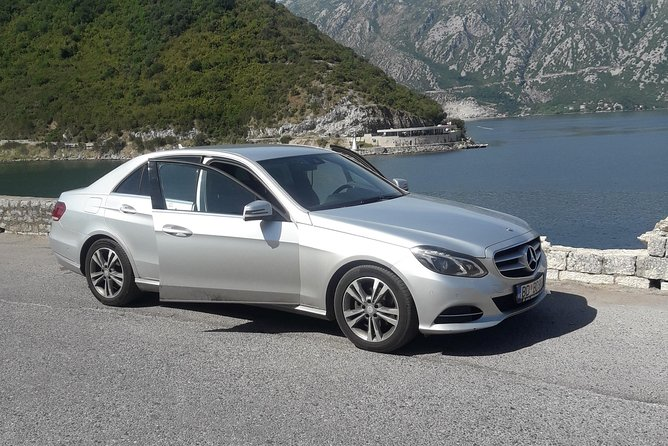 Private Transfer from Budva or Becici to Dubrovnik airport