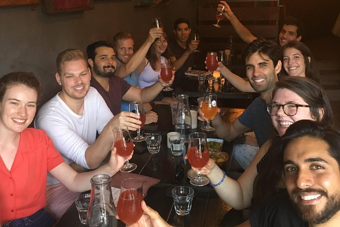 Historical Craft Beer Tour - East End
