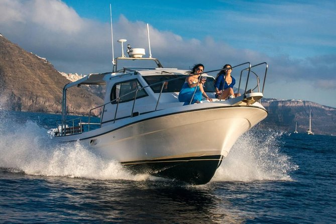 Santorini Fishing Tours - Private Santorini Boat tours
