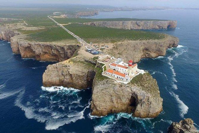 Enjoy The Algarve: Visit Lagos & Sagres & Silves ( Full Day Private Tour )