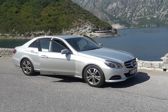 Private Transfer from Tivat airport to Budva or Becici