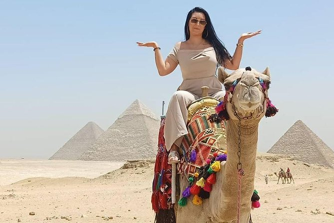 Pyramids Egypt Day tour