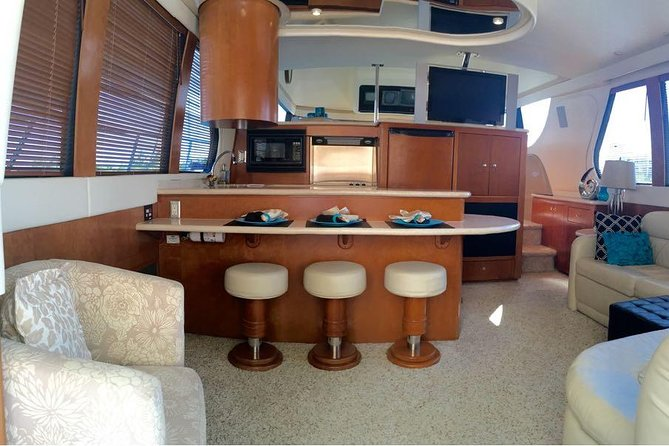 Playa Mujeres rent a Yacht 6hrs with Food and drinks aboard (MagicSea-P4) photo 22