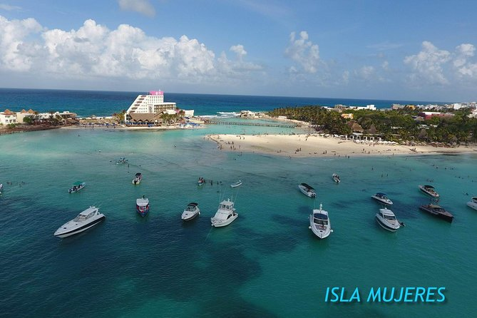 Playa Mujeres rent a Yacht 6hrs with Food and drinks aboard (MagicSea-P4) photo 16