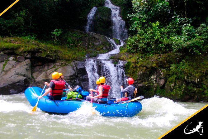 Rafting Pacuare River One Day from San José