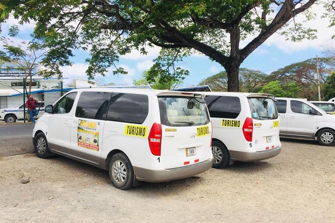 Private Transfer from Liberia Airport Costa Rica to Nosara
