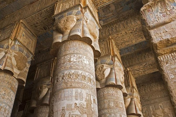 3 Day Guided Trips Luxor East and West Banks with Dendera Temple