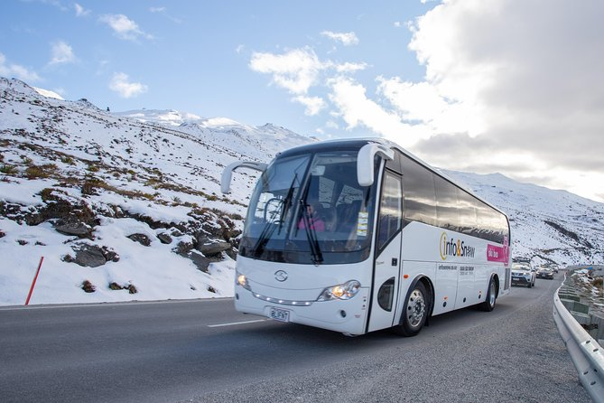 Ski Transfer To Remarkables Ski Area (Round Trip)
