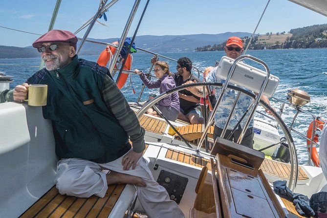 Half-Day Sailing on the Derwent River from Hobart photo 10