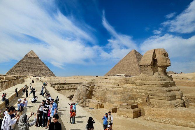 Day Trip to Cairo from Sharm by Air Start from 240$ photo 2