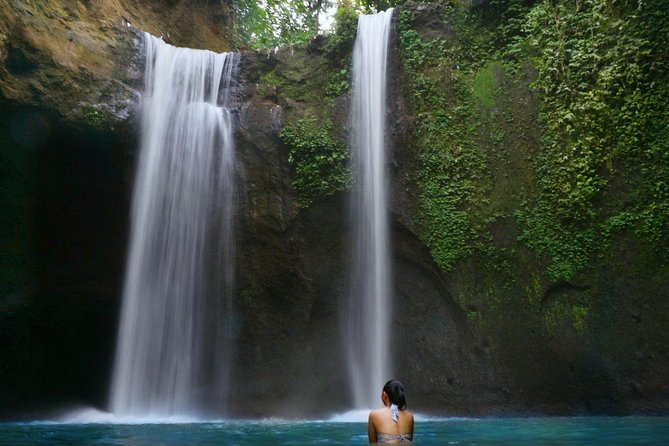 BALI Beautiful WATERFALLS of : Kanto Lampo, Tibumana, Tukad Cepung & Tegenungan