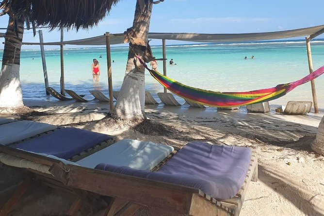 Salsa & Salsa cooking lessons + Beach Break with transportation!