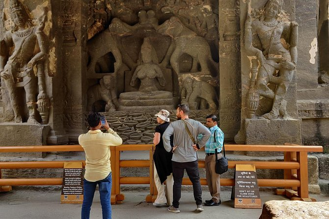 Ajanta Ellora Caves from Goa Private Guided Tour