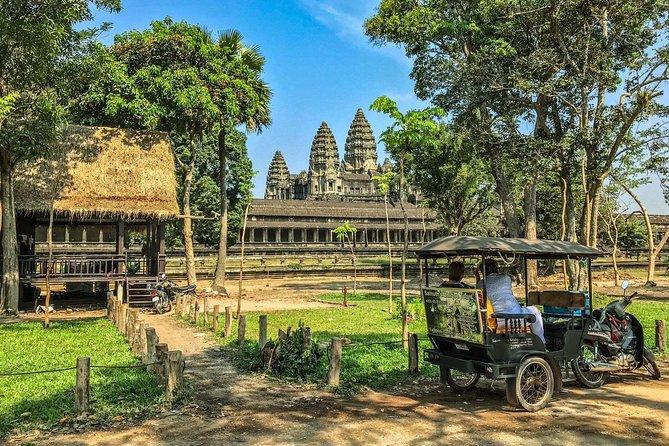 Cambodian Angkor Tour
