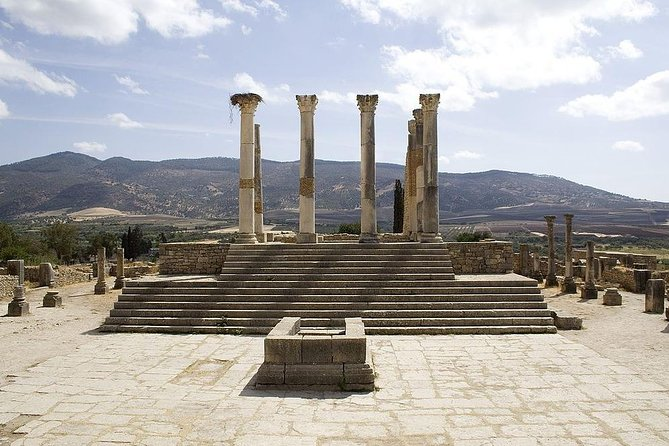 Volubilis and Meknes - Fes Day Trip