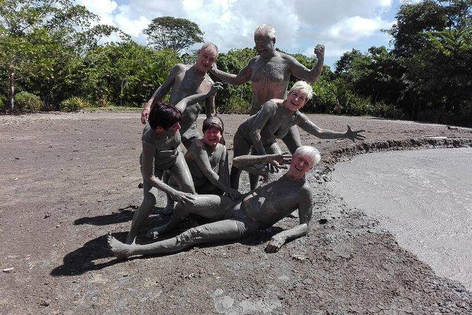 Mud Volcano Adventure