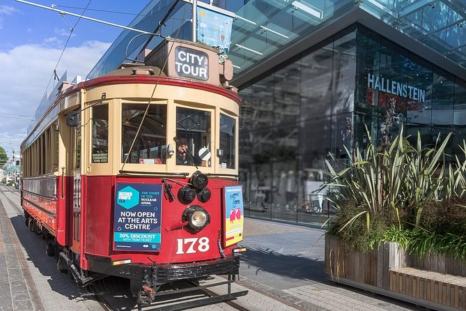 Private Photo Tour of Christchurch