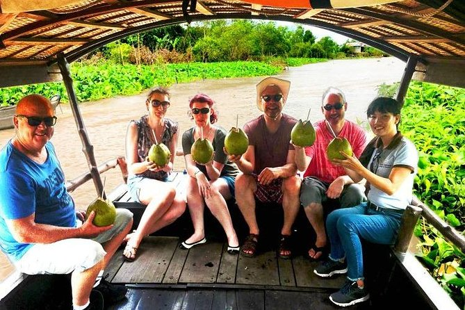 Ho Chi Minh City:3 Days 2 Nights Discover Top Site Mekong Delta & Cu Chi Tunnel