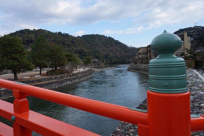 Private All Inclusive Kyoto Tea and Sake Adventure in Uji and Chushojima