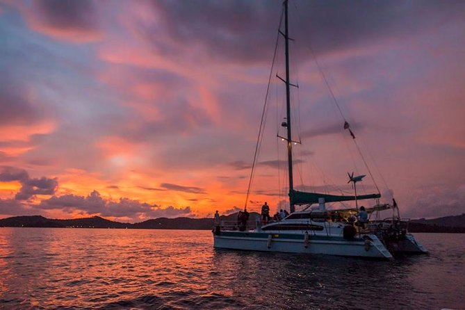 3-Hours Langkawi Sunset Dinner Cruise Tour