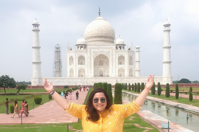 Taj Mahal Day Trip From Delhi With Private Car & Tour Guide