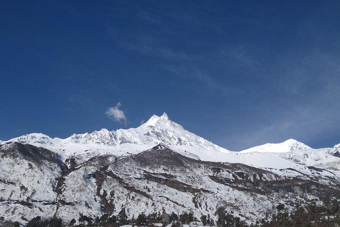Manaslu Trekking (15 days )