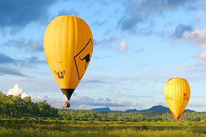 Kuranda Day Tour + HotAir Balloon Combo