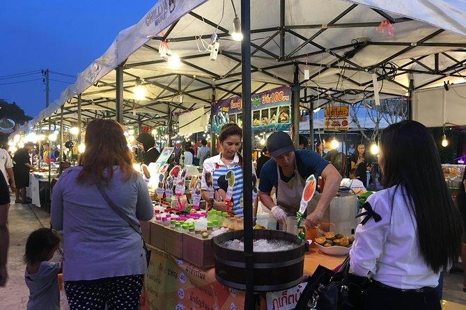 Phuket Street Food with Big Buddha View Point