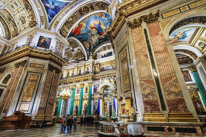 Private tour of the three best cathedrals of St. Petersburg photo 18