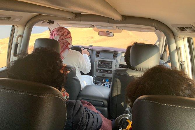 DUNE BASHING - The Heartbeat of Dubai!