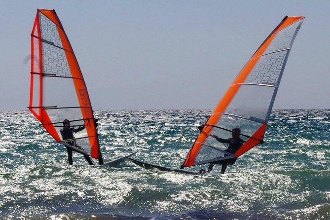 Dynamic Windsurfing Beginner class Day2