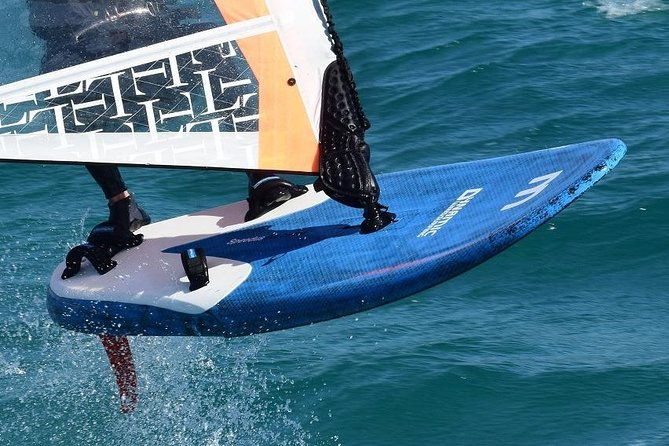 Dynamic Windsurfing Beginner Day2 Costa del Sol