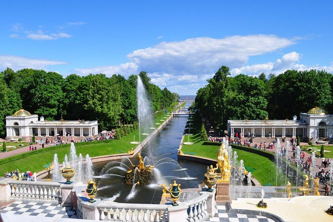 2-Day MUST See Private Shore Excursion in St Petersburg