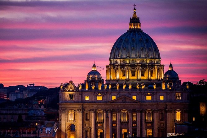 Papal Audience & Vatican Museums