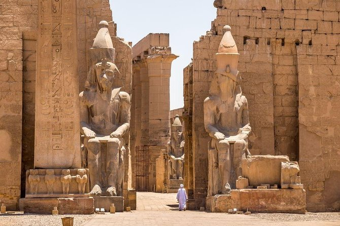 Overnight to Luxor by Air from Cairo