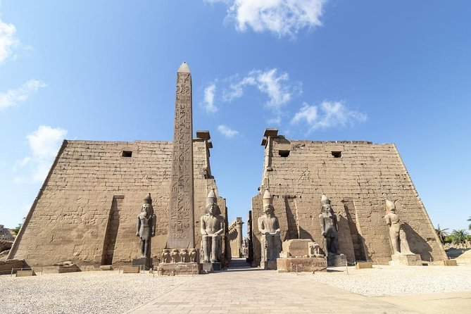 Luxor Full Day Tour from Hurghada with Pickup