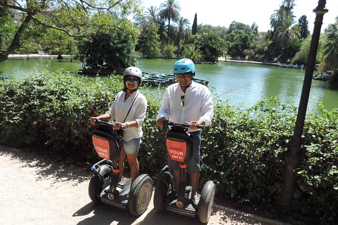 Sightseeing Segway Tour in Barcelona photo 2